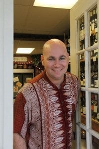 Princeville Wine Market owner Daniel Braun